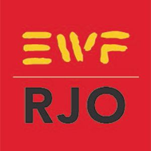 RJO's Earth Wind and Fire Tribute logo