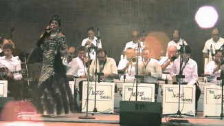 Jakki Ford and the Reno Jazz Orchestra