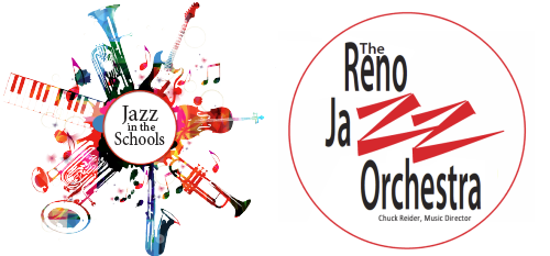 Jazz in the Schools and RJO logos
