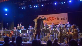 essay about jazz concert