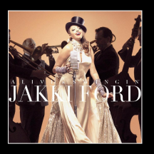 Jakki Ford: Alive & Swingin' album cover