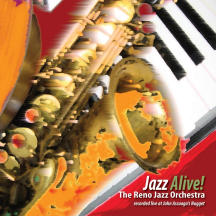 Jazz Alive album cover